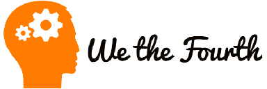 We the Fourth Logo